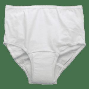 1ade6243a Undertøj mod inkontinens - Stort udvalg af inkontinens underbukser m.m.